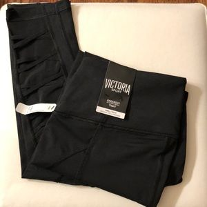 Knockout by Victoria Sport Tight, Black/Grapevine